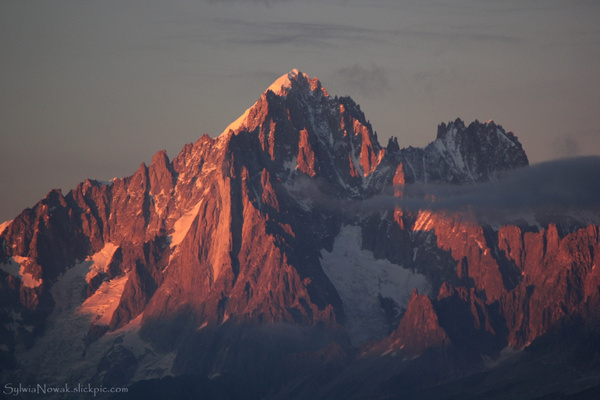Alps, France by Sylwia Nowak