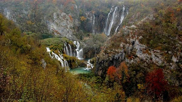 Plitvice Lakes & Rastoke Waterfalls, Croatia by Sylwia...