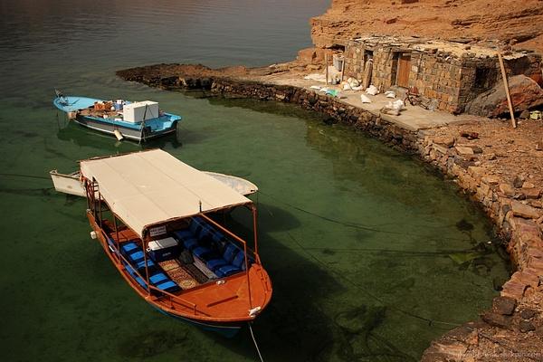 Musandam, Oman by Sylwia Nowak