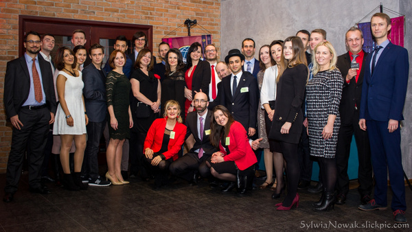 Toastmasters - Christmas Party by Sylwia Nowak