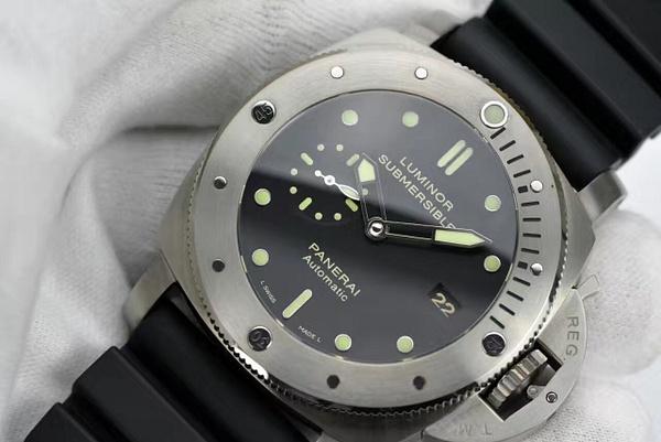 PAM305 L Titanium (V6F)