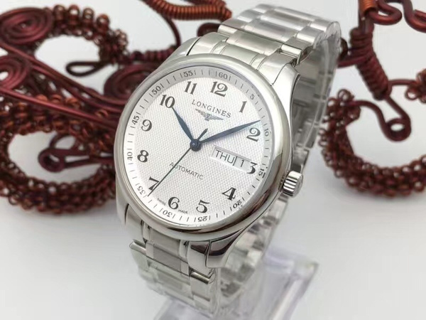 LONGINES  MASTER COLLECTION DAY DATE L2.755.4.78.6