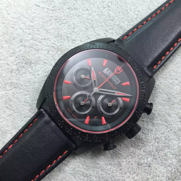 TUDOR BLACK SHIELD CERAMIC BEST EDTION (ZF)