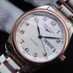 LONGINES  MASTER COLLECTION DAY DATE L2.755.4.51.6