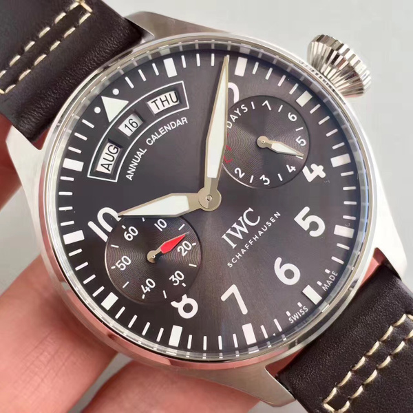IWC BIG PILOT'S WATCH ANNUAL CALENDAR SPITFIRE - IW502702