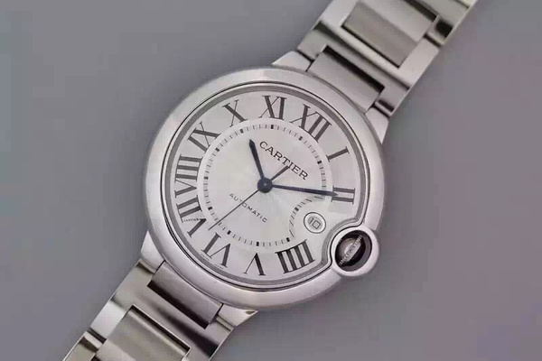 Cartier Ballon Bleu 42mm (JF)