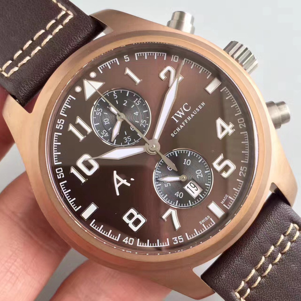 IWC FLIEGERUHR CHRONOGRAPH EDITION
