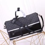 LV KEEPALL BANDOULIERE 55
