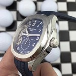 PATEK AQUANAUT TRAVEL TIME 5650 (LB)