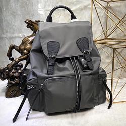 GREY BURBERRY BAG