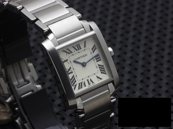 Cartier Tank Ladies 25mm Quartz (TW)