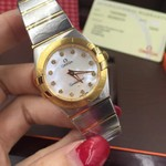 OMEGA CONSTELLATION LADY 27MM