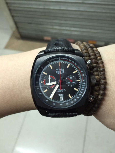 TAG HEUER MONZA CHONOGRAPH