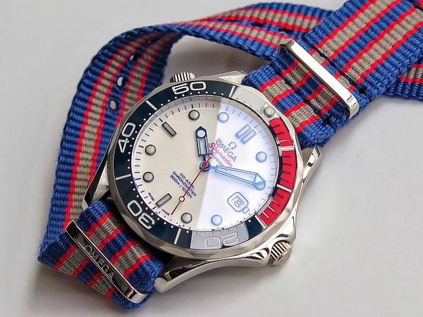 Omega Seamaster Diver Commanders Watch (UR)