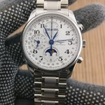 LONGINES MASTER COLLECTION CHONOGRAPH L2.773.4.78.6 V2 (YL)
