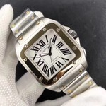 CARTIER TANK SANTOS 100 42MM A2892 (TF)