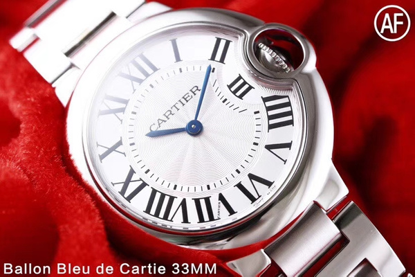 CARTIER BALLON BLUE33MM (AF)