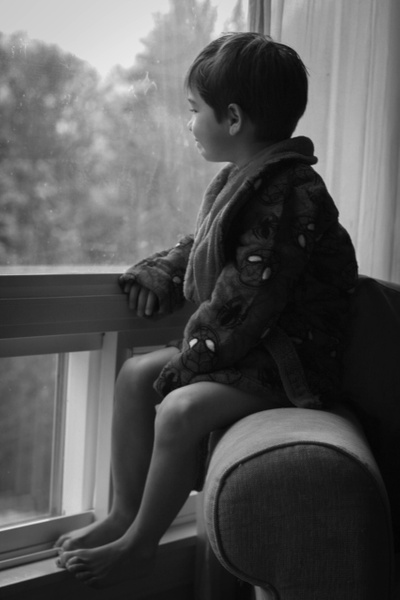 window boy by LeslieElliott