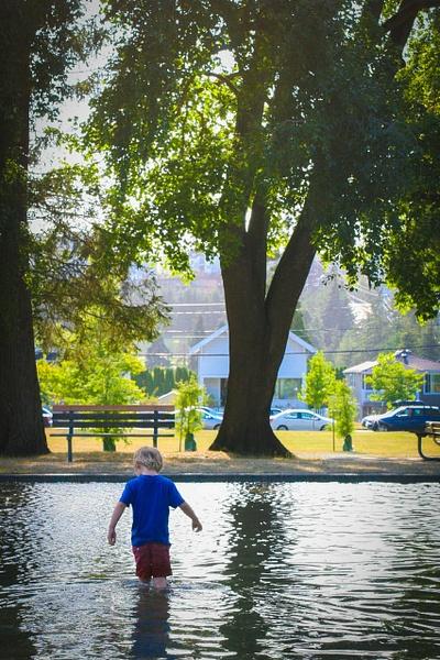 pool by LeslieElliott