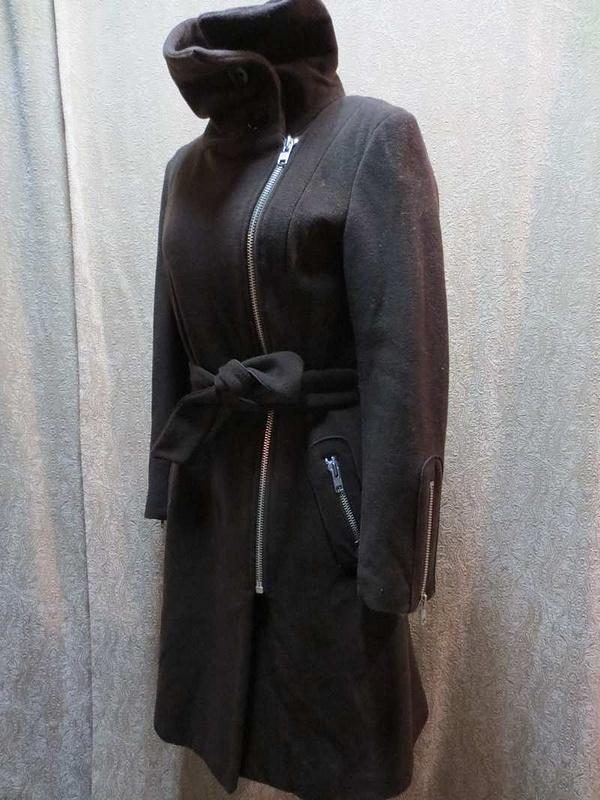 M-02 Manteau en lainage (taille M) 65 $