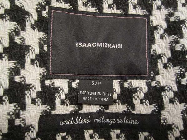 V-15 Veste Isaac Mizrahi (taille S) 65 $ by Mamzelle M.