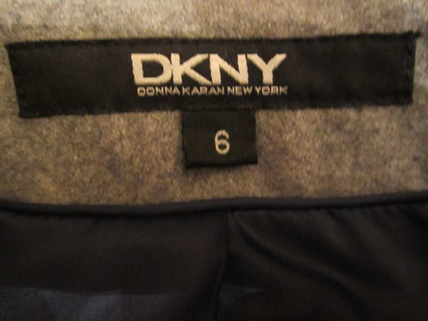 M-04 Manteau lainage DKNY (taille 6) 65 $ by Mamzelle M.