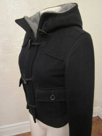 M-04 Manteau court style canadienne (taille S) 35 $