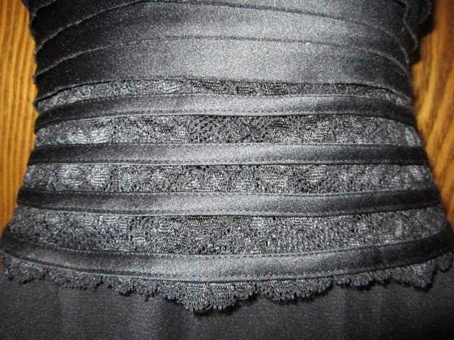 R-16 Robe de soirée (taille 8) 45$