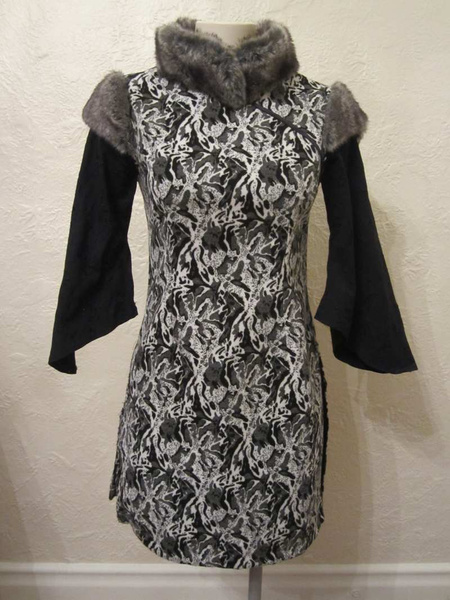 R-25 Robe stule asiatique (taille S) 45 $ by Mamzelle M.