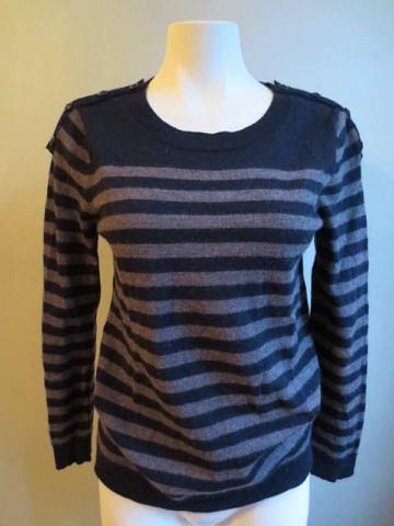 HML-02 Tricot en laine de Mérinos (taille L / XL fait ajusté) 15 $ by Mamzelle M.