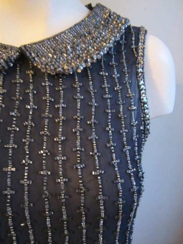 HMC-03 Haut avec perles brodées (taille S) 35 $ by Mamzelle M.