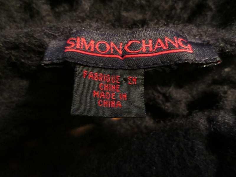 HML-12 Veste lainage avec mailles à trous (taille M/L) 35$