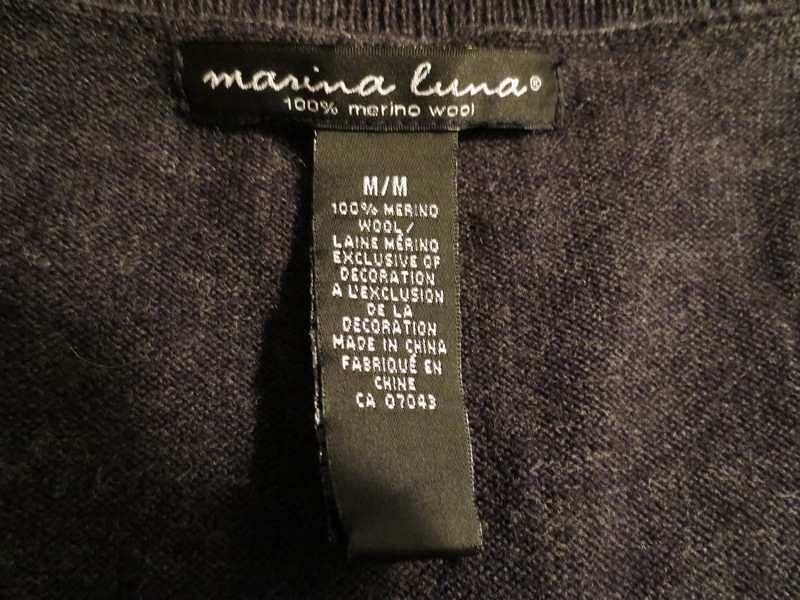 HML-14 vese en lainage (taille M) 10$