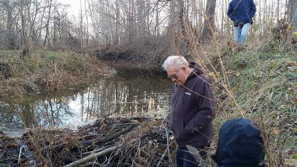 Creek Visit by MelissaJones1747