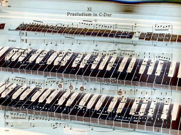 5 J.S. Bach by SusanAudette91359