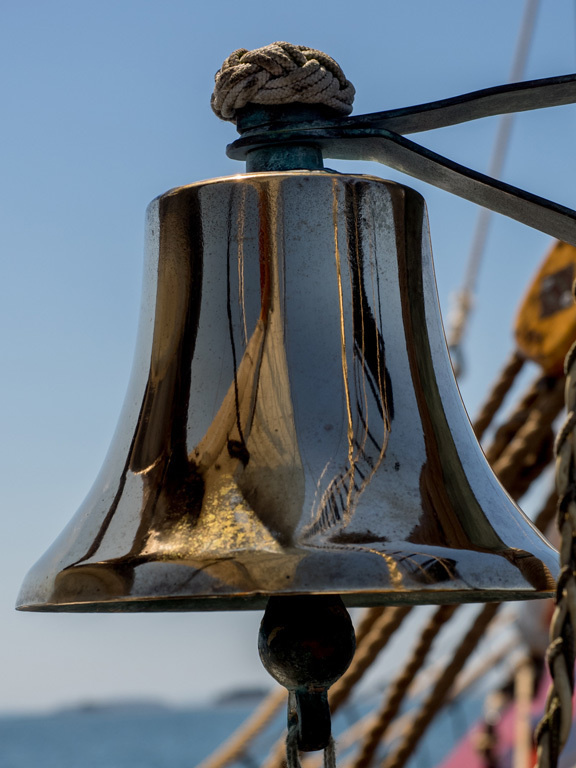 6 Reflections in the Ship's Bell-