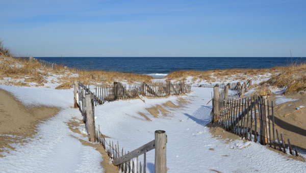 15 Cape Cod in February by SusanAudette91359