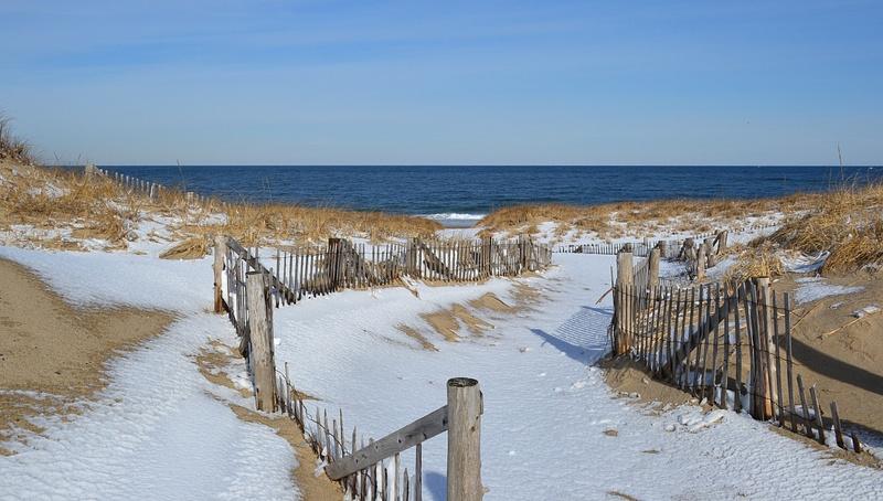 15 Cape Cod in February