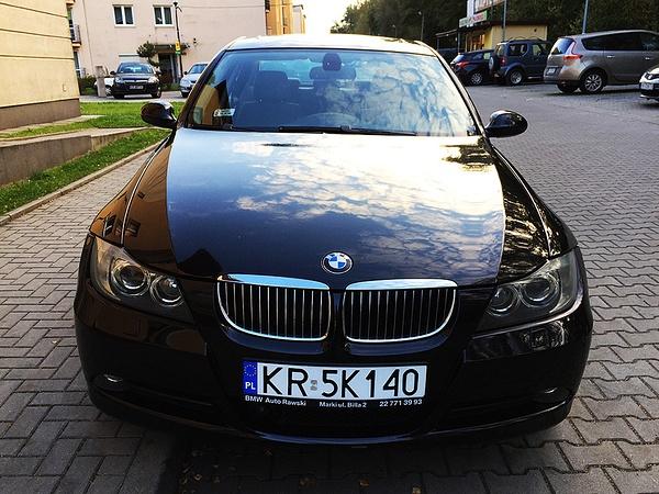 BMW E90 325i by ArturDabrowski