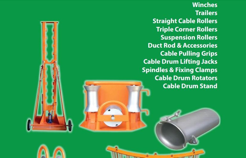 Cable-Laying-Products