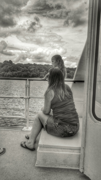Trip on the Boat by BryanThomas