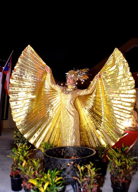 Dama Medalla de Oro