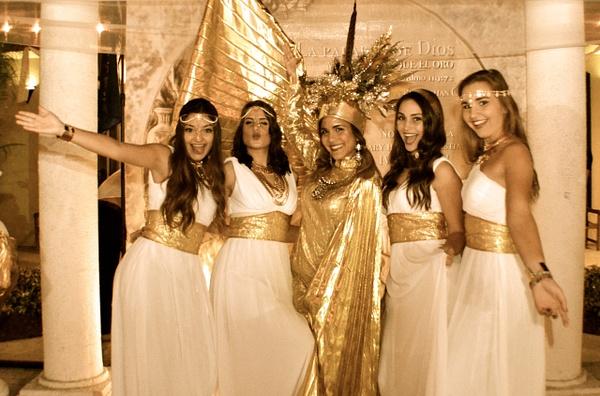 Princesas Griegas by Novenas