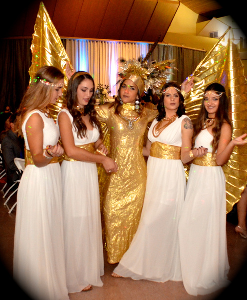 Princesas Griegas & Dama de Oro by Novenas