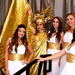 Princesas Griegas & Dama de Oro by Natallia Lovera