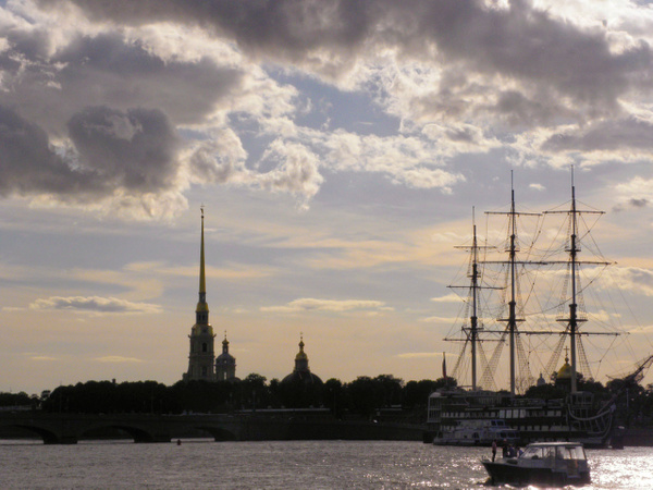 St Petersburg by Clarita