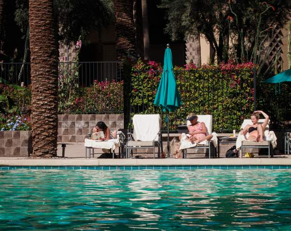 By the Pool, Scottsdale