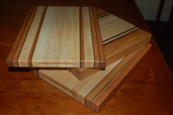 Cutting Boards by JerryRobinson