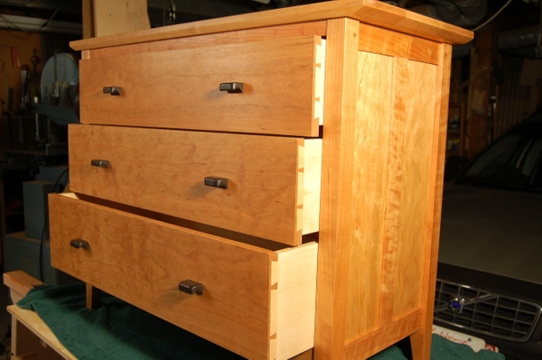 Chest of Drawers by JerryRobinson