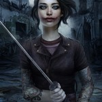 Vampires: 30 Postcard